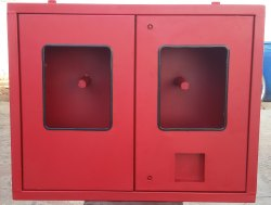 Fire Hose Box Double Door
