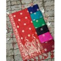 Zarika Hit Color Vol 11 Banarasi Silk Dupatta