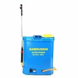 Agricultural Knapsack Battery Sprayer