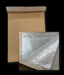 Shipping/Courier Delicate Material Brown Bubble Envelope