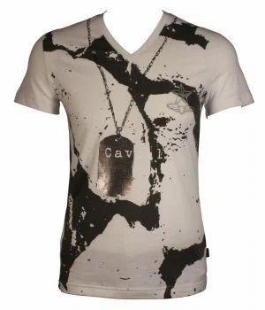 e62cdbcbbe1d Men Designer V Neck T Shirt, Rs 120 /piece, Shiva Construction   ID ...