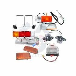 Complete Light Kit - Front, Rear, Roof, Side Indicator For Suzuki Samurai SJ413 Sierra