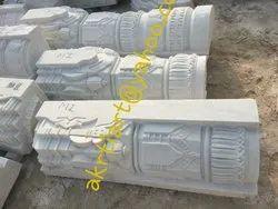 Landscape Stone Pillar