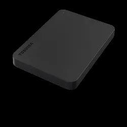 Black 1TB Toshiba External hard Disk