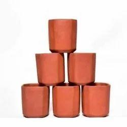 Terracotta Tea Mug