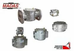 Madas Gas Filter Gas Train Components