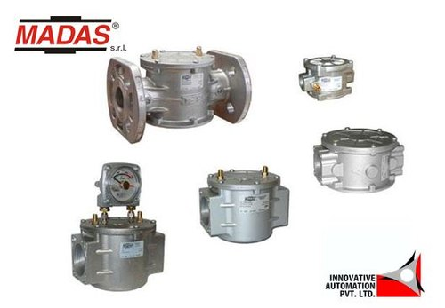 Madas Gas Filter Gas Train Components