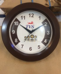 Printed Analog Promotional Wall Clock
