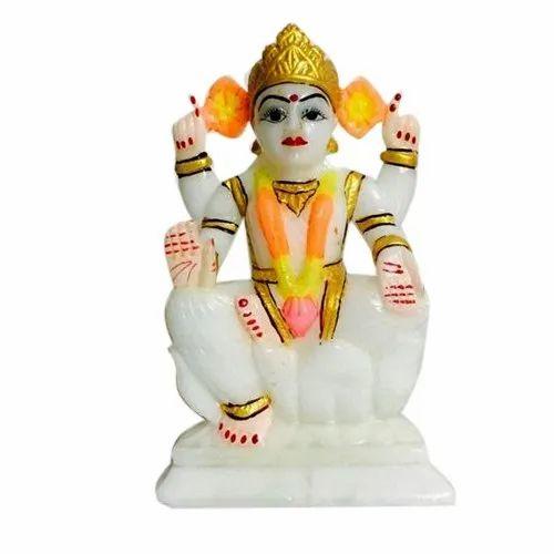 Marble Handicraft Laxmi Statue