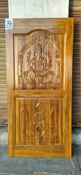 Teakwood Door