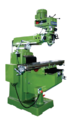 Micro Cut Vertical Turret Milling Machine