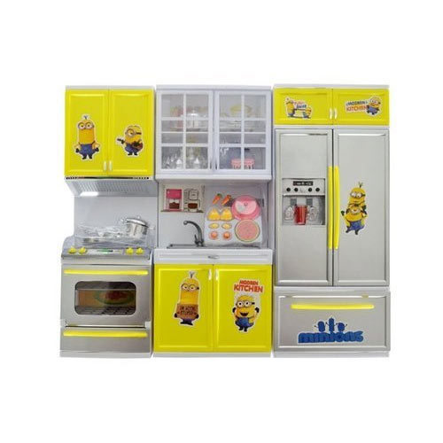 Multicolor Tabu Minions Kitchen Set Kids Toys Rs 1150 Piece Id