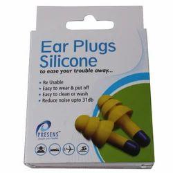 Silicone Ear Plug