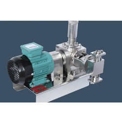 Reciprocating Metering Pump