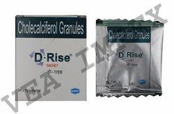 D Rise(Cholecalciferol Granules)