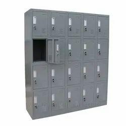 Stainless Steel Locker Cabinet