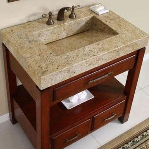 Stone Sinks Bathroom Vanities Image