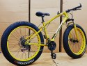 Bengshi Gold Fat Tyre Cycle