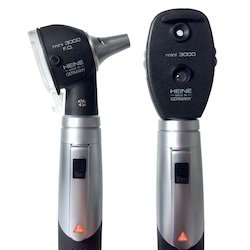 Otoscope and Opthalmoscope Combi