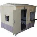 Modular GI Portable Cabin