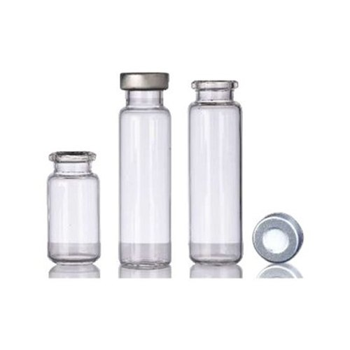 Headspace GC Vial 20 ml with Aluminium Crimp Cap