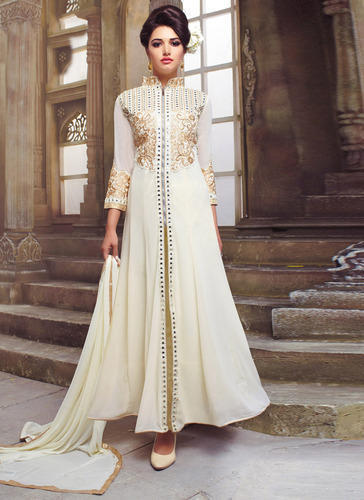 f32c2a7042 Indian Designer Partywear Bollywood Anarkali Suit at Rs 1499 /piece ...