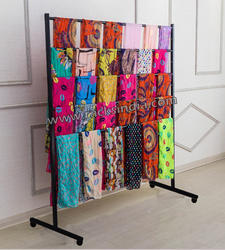 Hanging Rod Stand For Scarves And Stoles