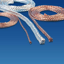 Square Braided Copper Flexible