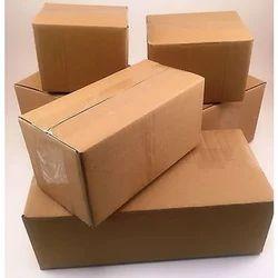 Rectangle Corrugated Shipping Box