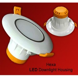 Hexa LED Downlight Housing