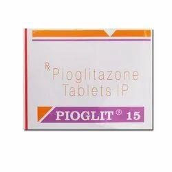 Pioglit Pioglitazone Tablet