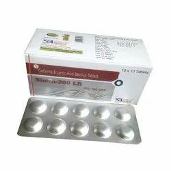 Cefixime Lactic Acid Bacillus Tablets