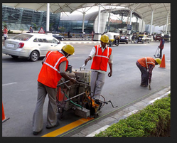 Arterial Road Construction Service