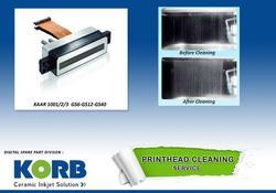 Printhead Cleaning Service