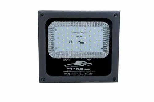 50W LED Flood Light - Dura Slim Model