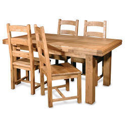 Wooden Dinning Table Set
