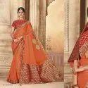 Silk Weaving Party Wear Saree