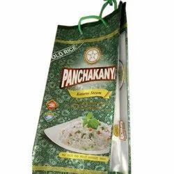 Basmati Rice Printed BOPP Laminated Packaging Bags