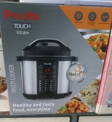 Digital Multi Cooker