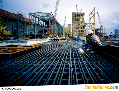 Civil & Industrial Building Construction Tenders in Sg Highway