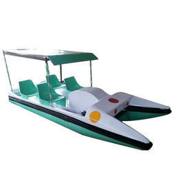 4 Seater Pedal Boat
