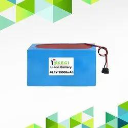 48.1v 39000mah Li-ion Battery Pack