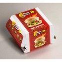 Printed Paper Burger Box