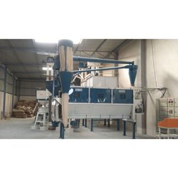 40 Ton Industrial Flour Mill Machine
