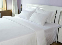 White King Hotel Bed Sheets