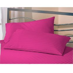 Pink Plain Pillow Cover for Daily