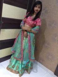 Stitched Bollywood Lehenga Choli