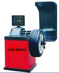 Car Wheel Balancing Machine
