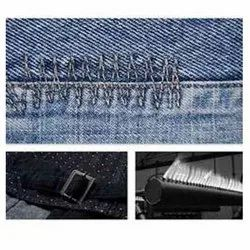 Singeing Denim Fabric
