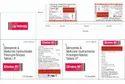 Glimepiride IP 1 mg Metformin HCL 500 MG SR Tablets